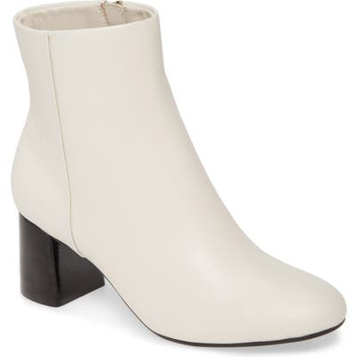 Taryn Rose Cathy Rose Bootie- White