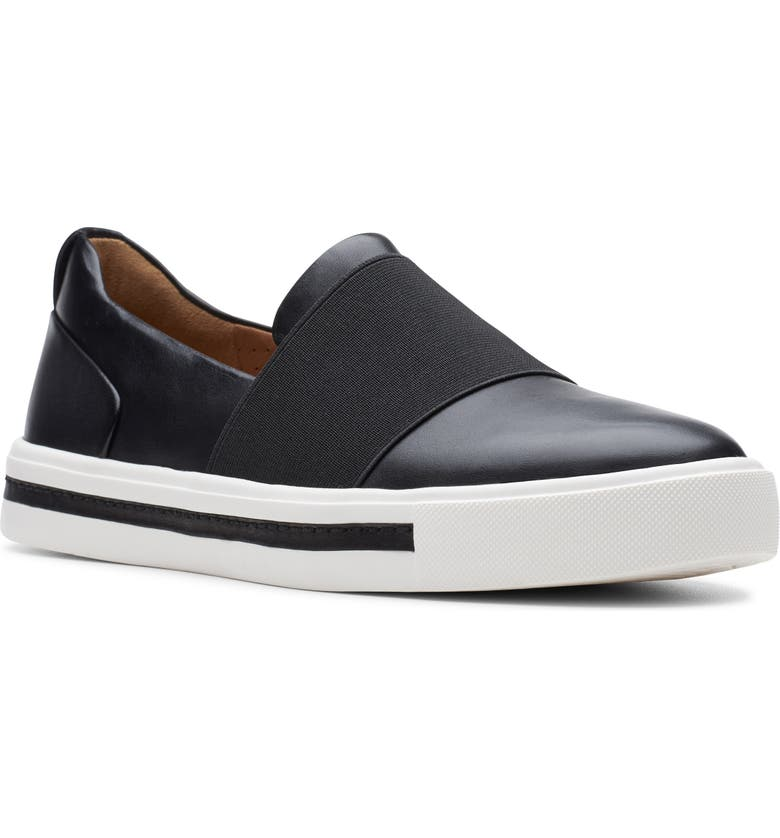 CLARKS<SUP>®</SUP> Un Maui Step Sneaker, Main, color, 003