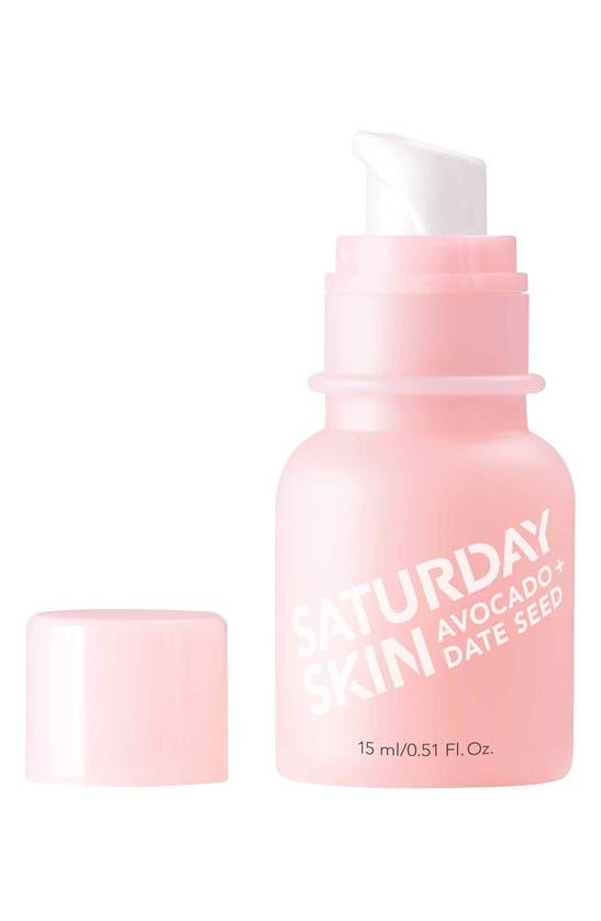 Saturday Skin Mini Wide Awake Brightening Eye Cream With Avocado 0.5 oz/ 15 ml