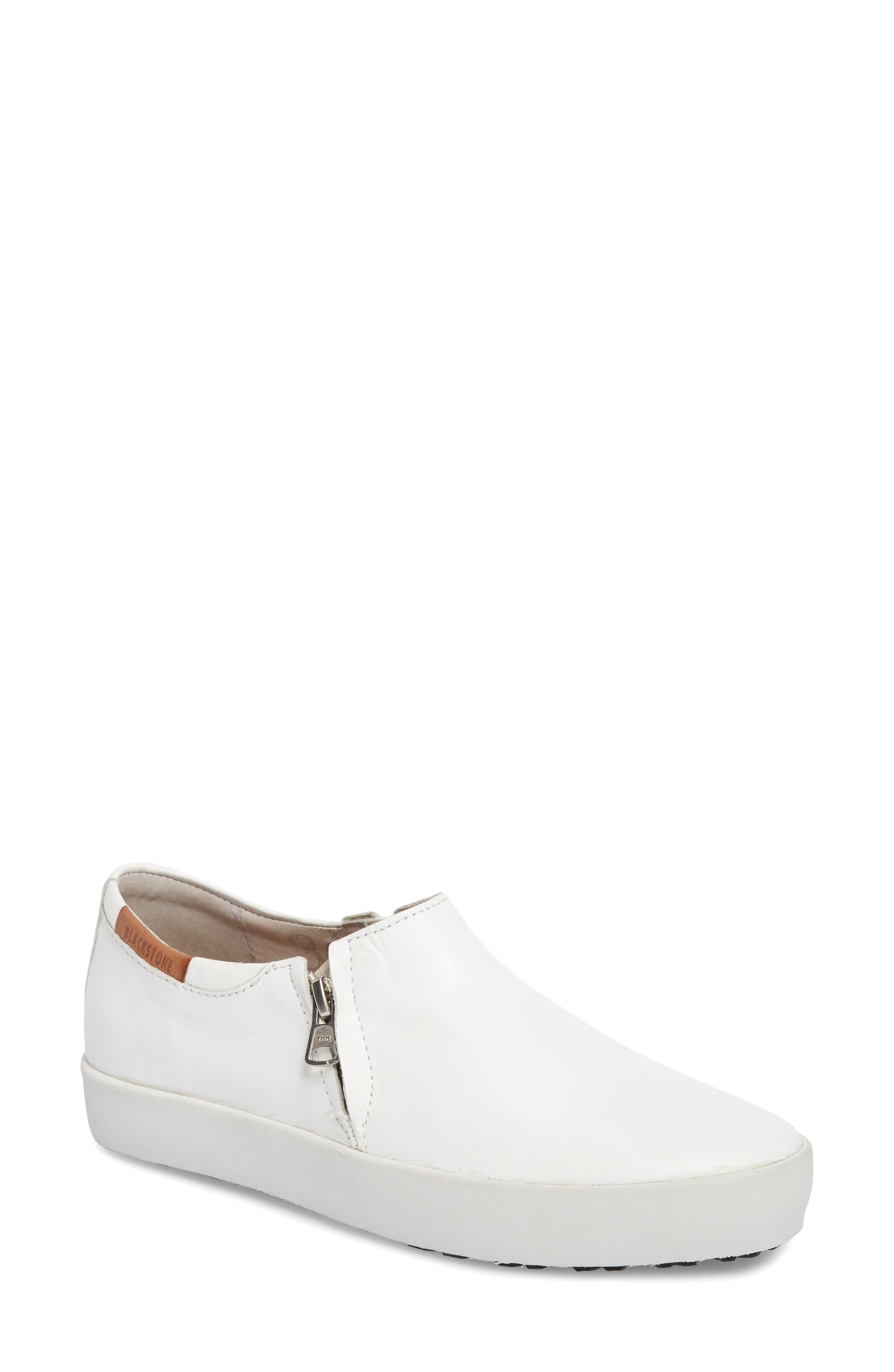 Blackstone Pl75 Slip-On Sneaker White
