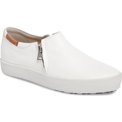 Blackstone Pl75 Slip-On Sneaker White