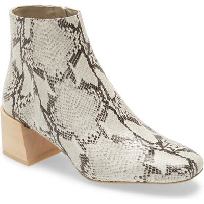 Imagine By Vince Camuto Quiana Bootie, White
