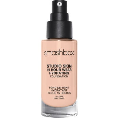 Smashbox Studio Skin 15 Hour Wear Hydrating Foundation - 1 Fair Cool Peachy