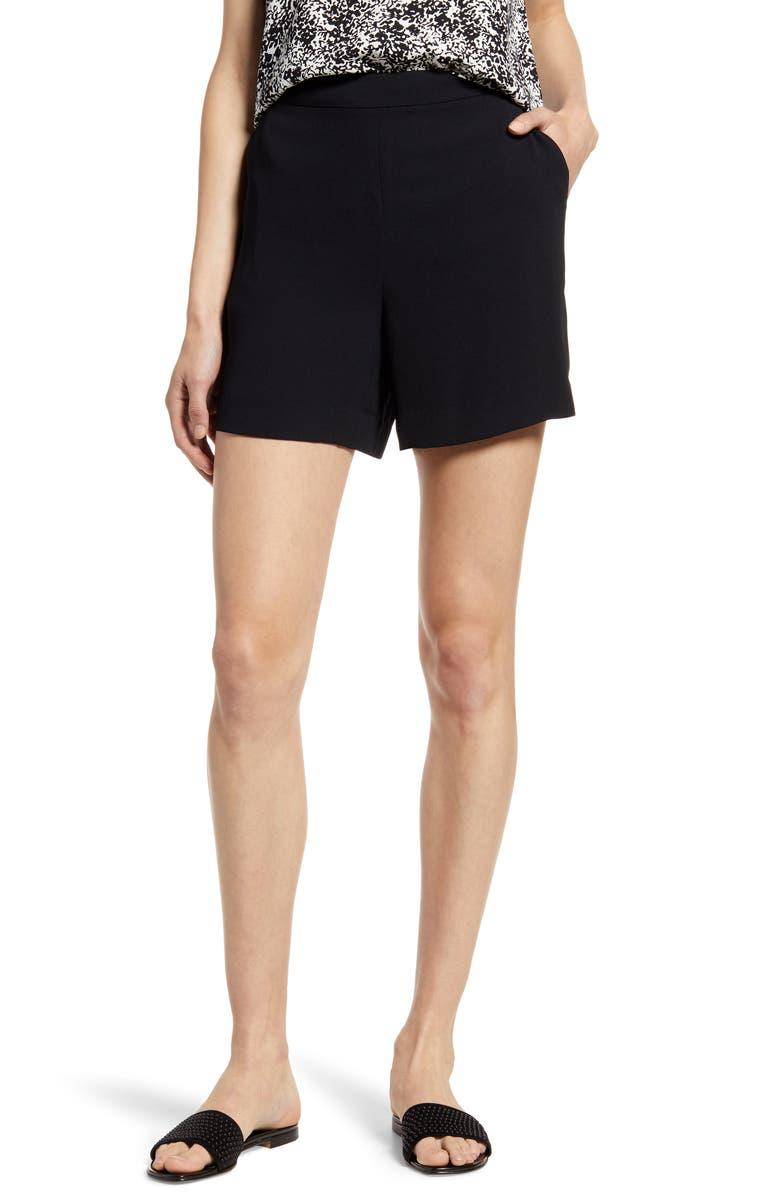 HALOGEN<SUP>®</SUP> Soft Shorts, Main, color, 001