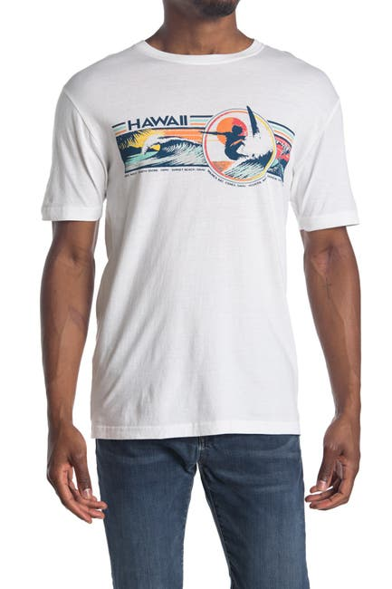 Image of American Needle Brass Tack Hawaii Short Sleeve Tee