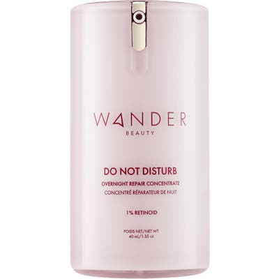 Wander Beauty Do Not Disturb Overnight Repair Concentrate