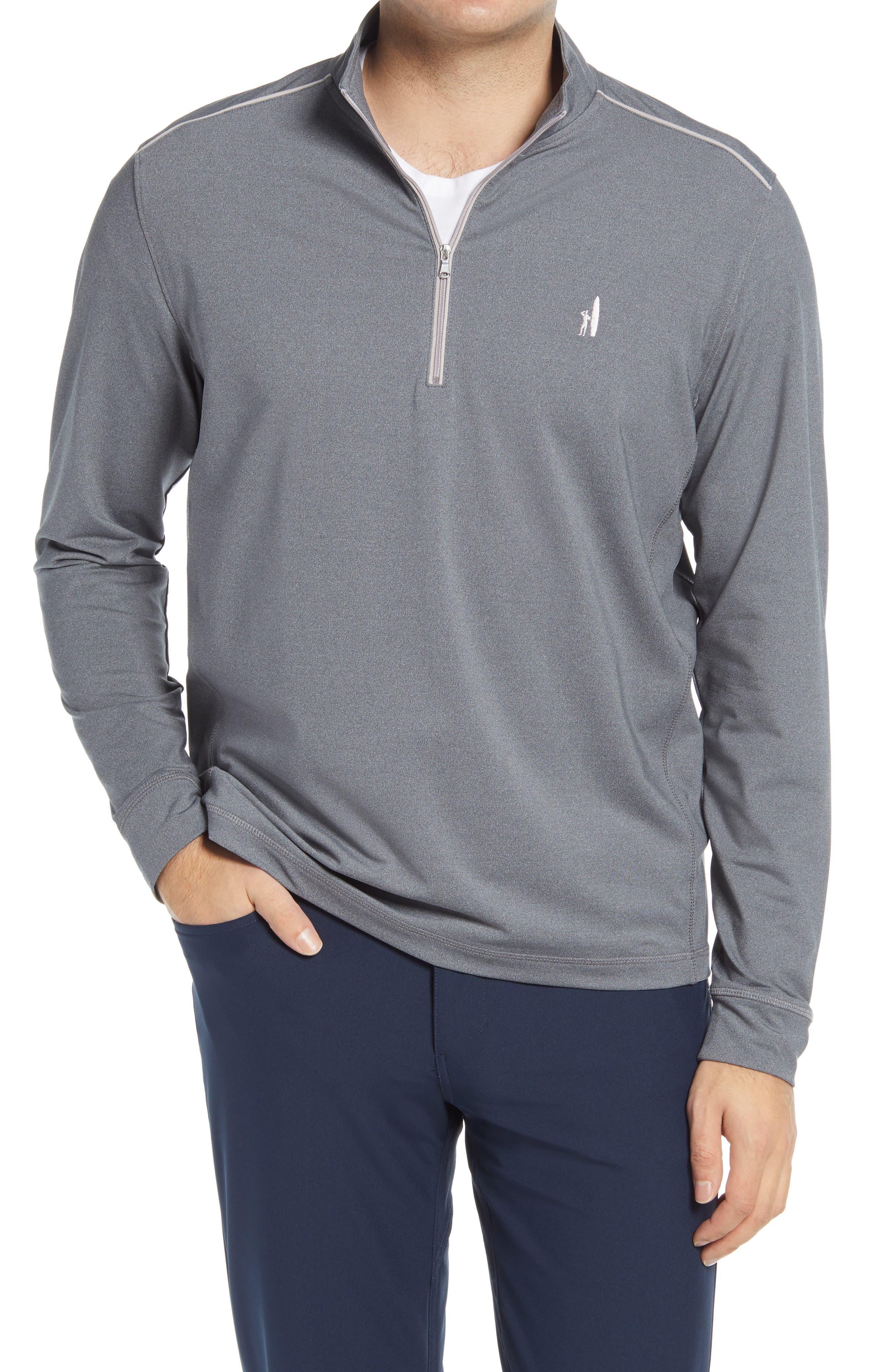 Lammie Half Zip Pullover