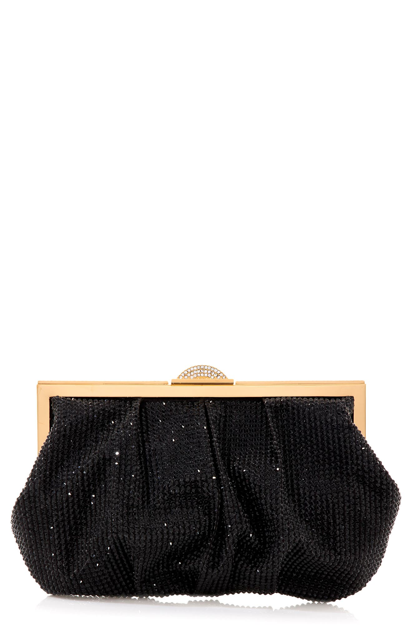 Couture Natalie Frame Clutch