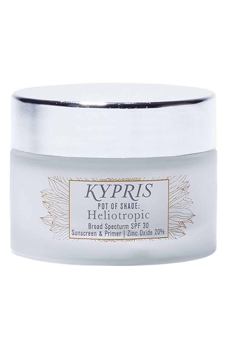 KYPRIS Beauty Pot of Shade Heliotropic Treatment Primer SPF 30, Main, color, NO COLOR