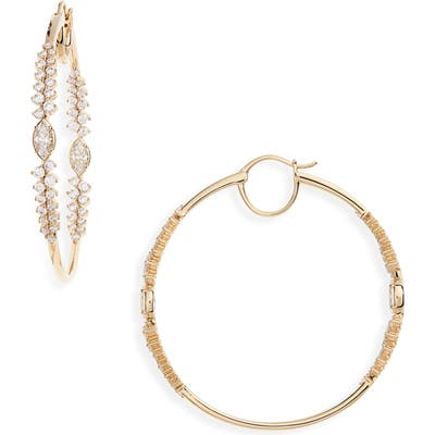 Nadri Mila Inside Out Earrings