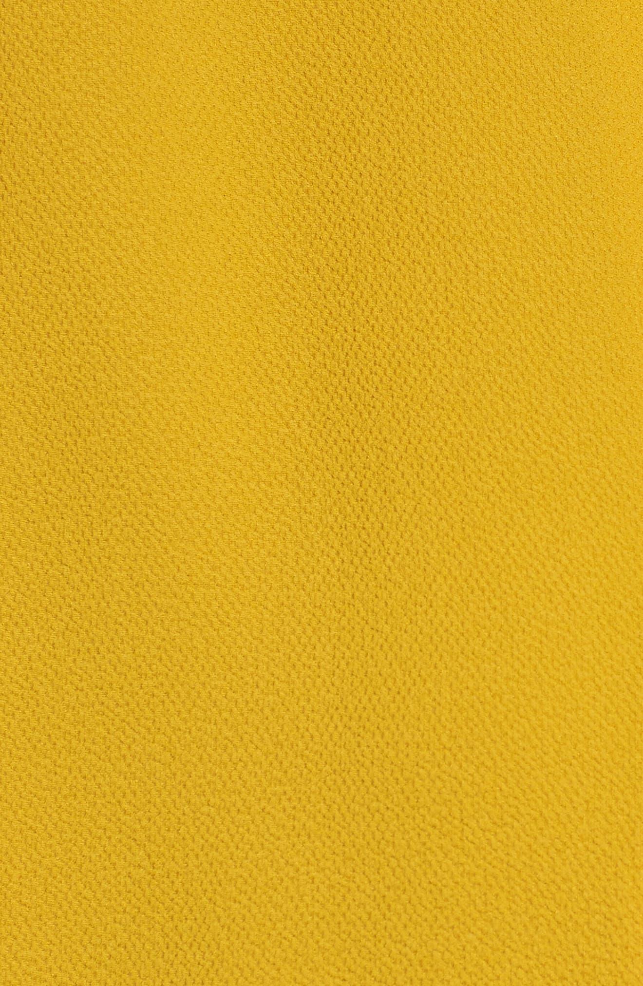 ,                             Tie Front Wrap Top,                             Alternate thumbnail 5, color,                             315