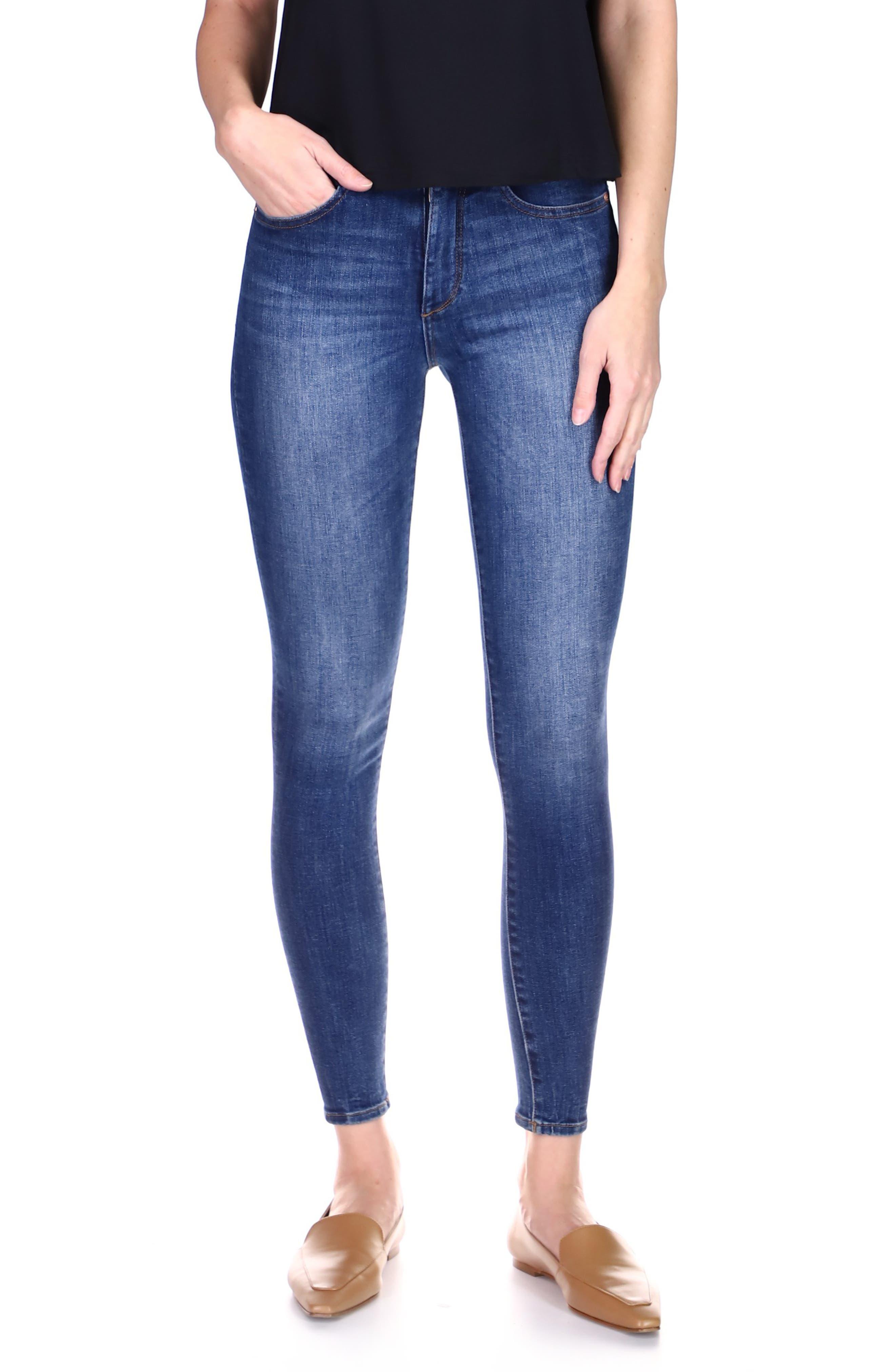1961 Instasculpt Florence Ankle Skinny Jeans