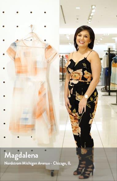 Difuna Asymmetrical Party Dress, sales video thumbnail