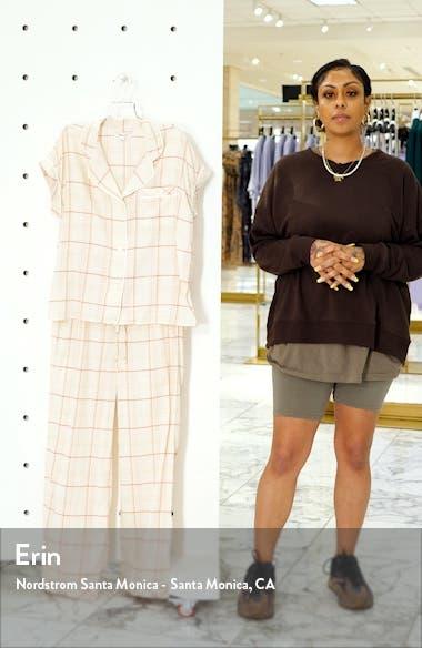 Fine Plaid Bedtime Pajamas, sales video thumbnail
