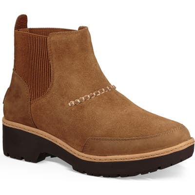 Ugg Kress Water Resistant Ankle Bootie
