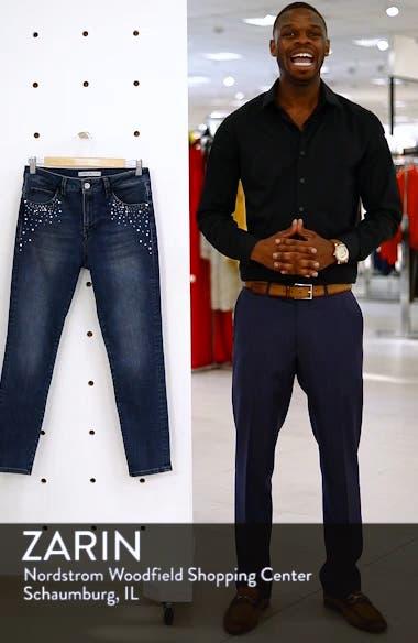 Tess High Waist Skinny Jeans, sales video thumbnail