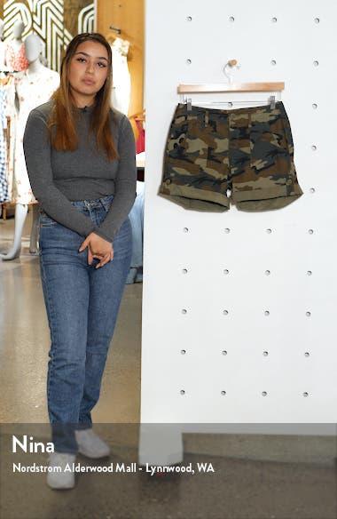 Pathfinder Patch Pocket Stretch Cotton Shorts, sales video thumbnail