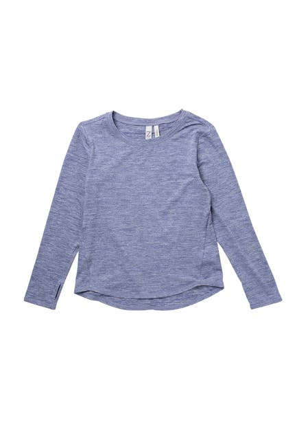 Image of Z by Zella Girl Take A Hike Long Sleeve Top