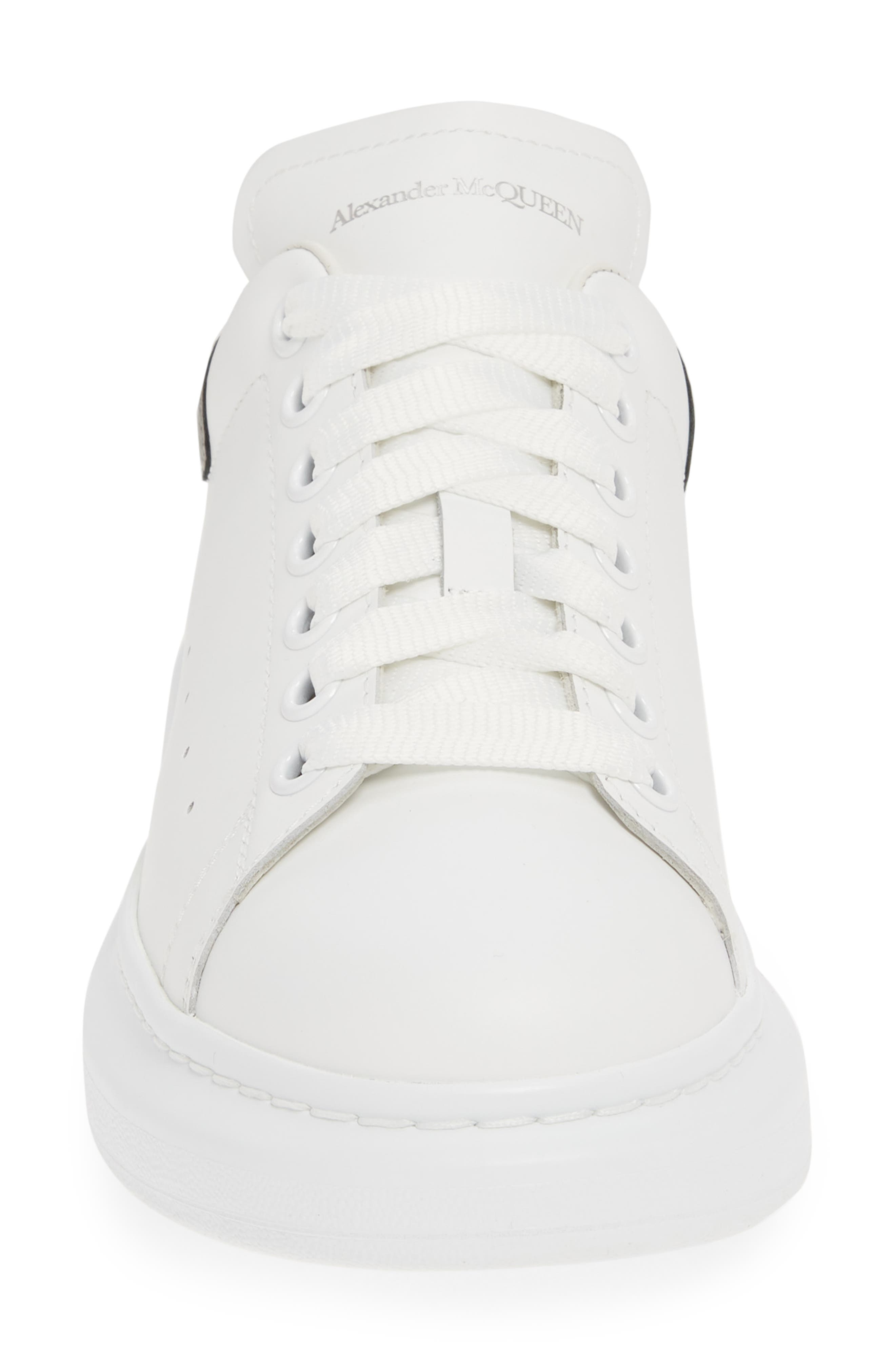 ,                             Sneaker,                             Alternate thumbnail 4, color,                             WHITE/ BLACK PEARL