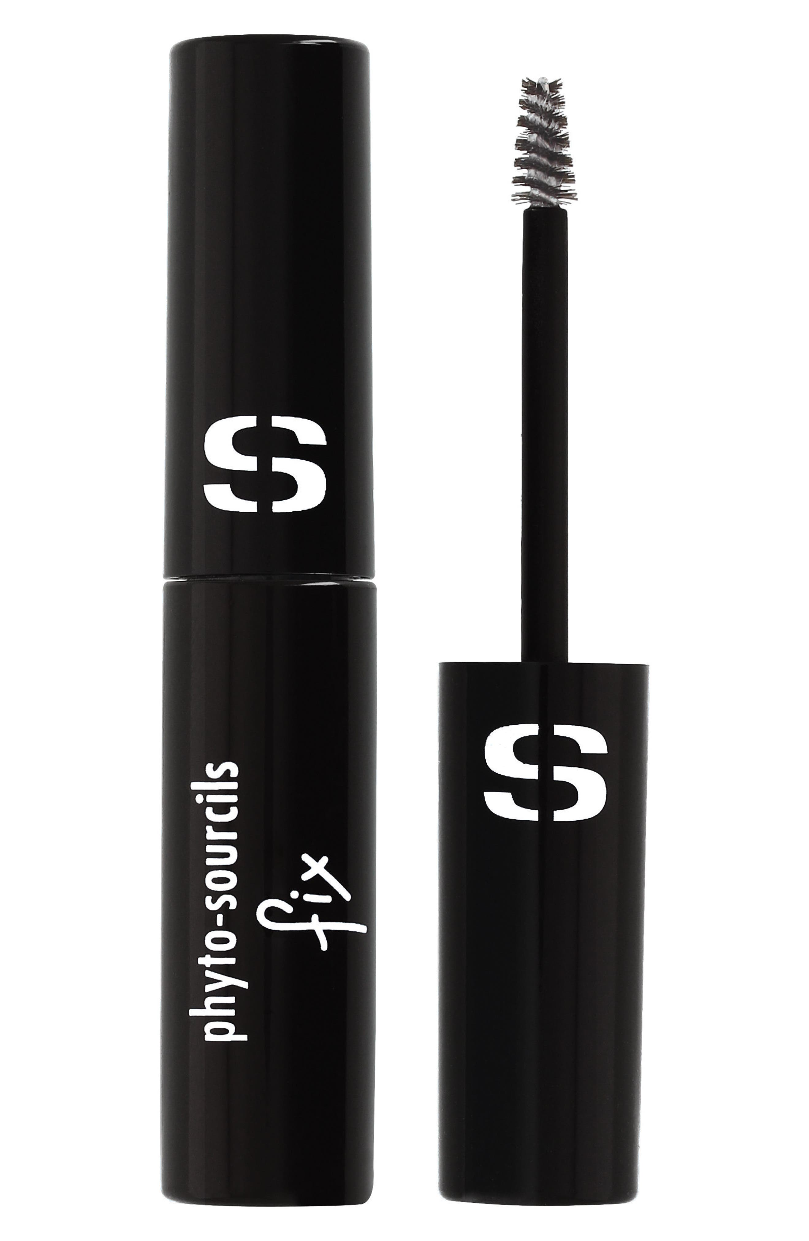 What it is: A thickening and setting gel for eyebrows enriched with nylon fibers to add body to brows for an instant look of fullness. What it does: It keeps your eyebrows in place all day without stiffness while taming. Its micro-sculpting brush enables precise application for a precise shape with a very natural result. One single stroke provides a slightly highlighted effect, while several strokes provide an intense yet still natural shape and