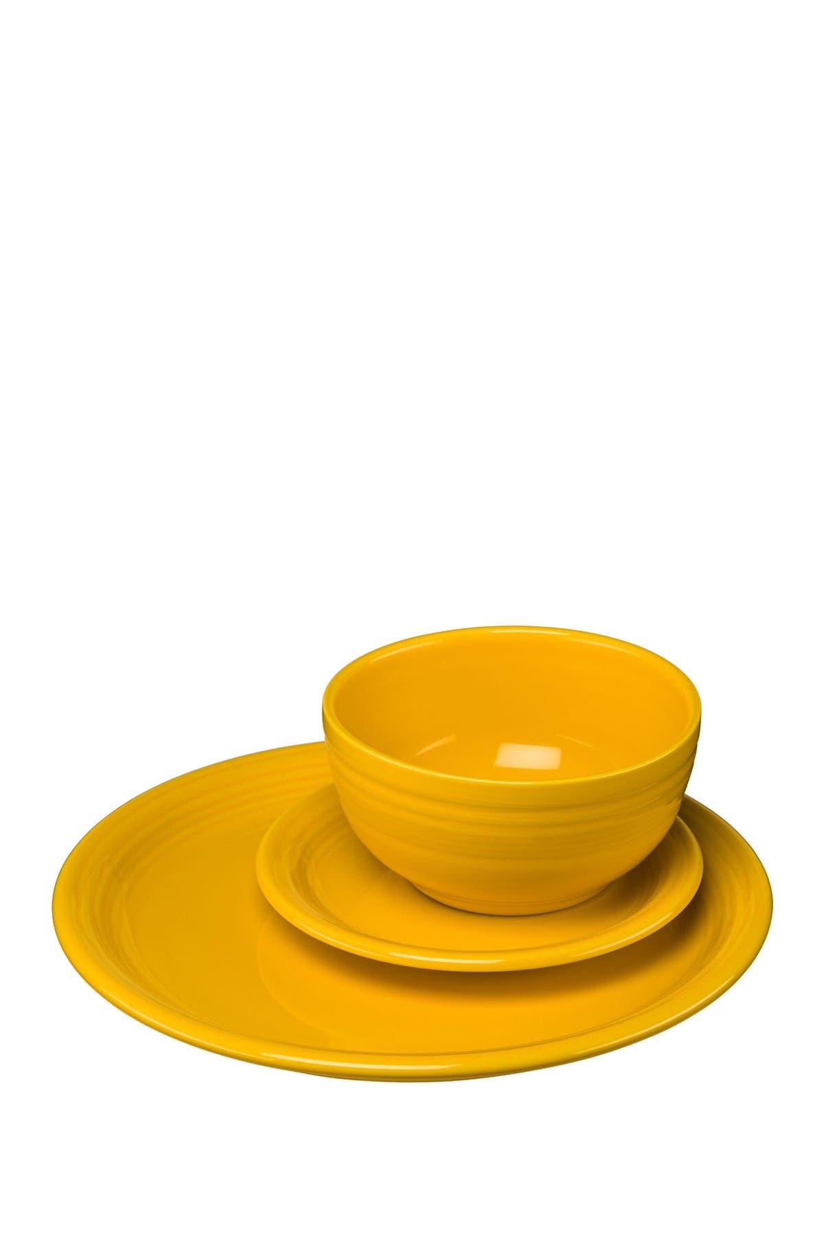 Image of Fiesta Tableware Company Bistro 3-Piece Set