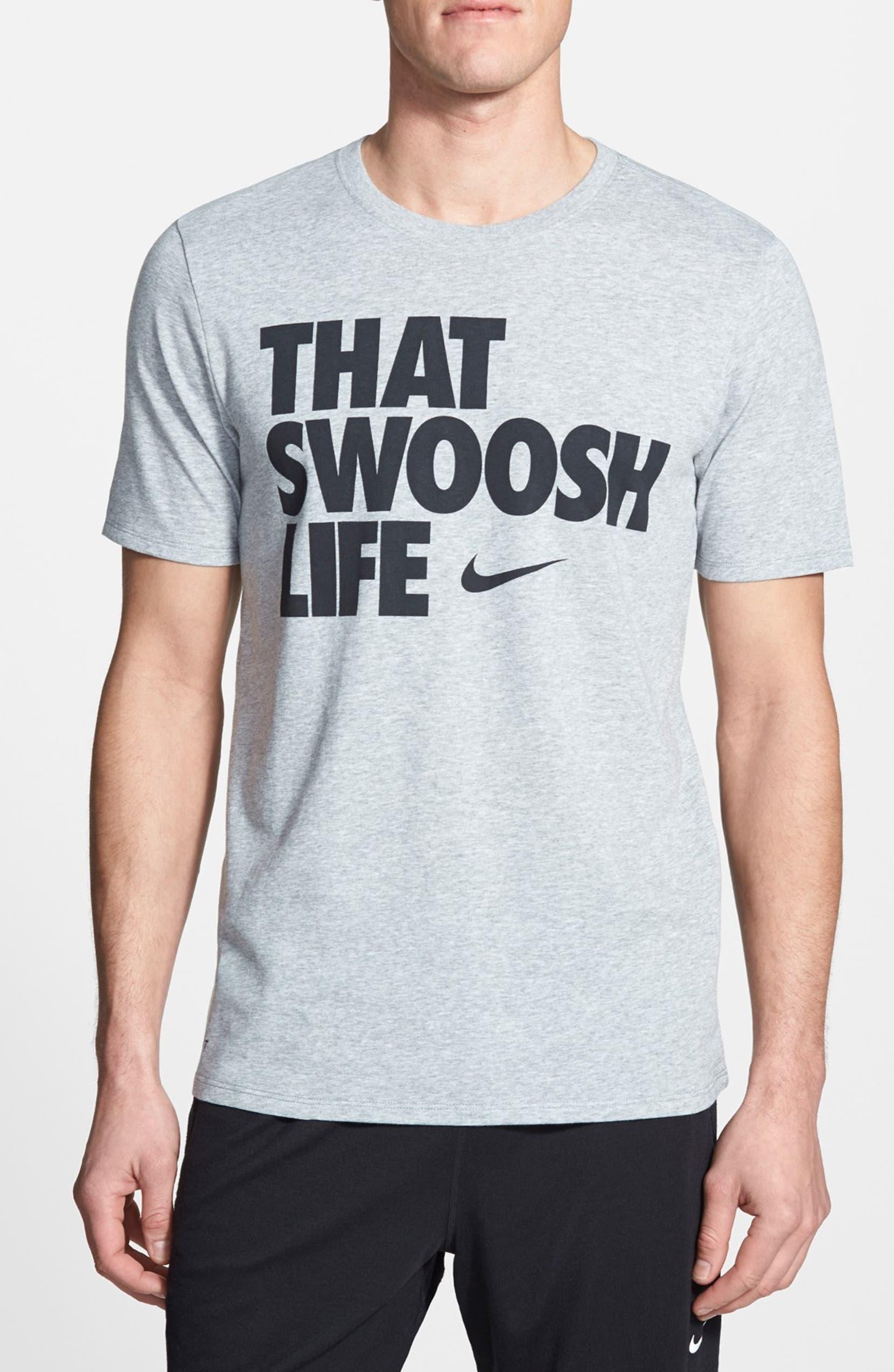 79ef7708 Nike 'That Swoosh Life' Dri-FIT Graphic T-Shirt | Nordstrom