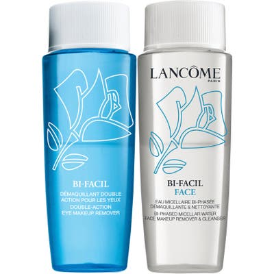 Lancome Bi-Facil Instant Makeup Remover Duo - No Color