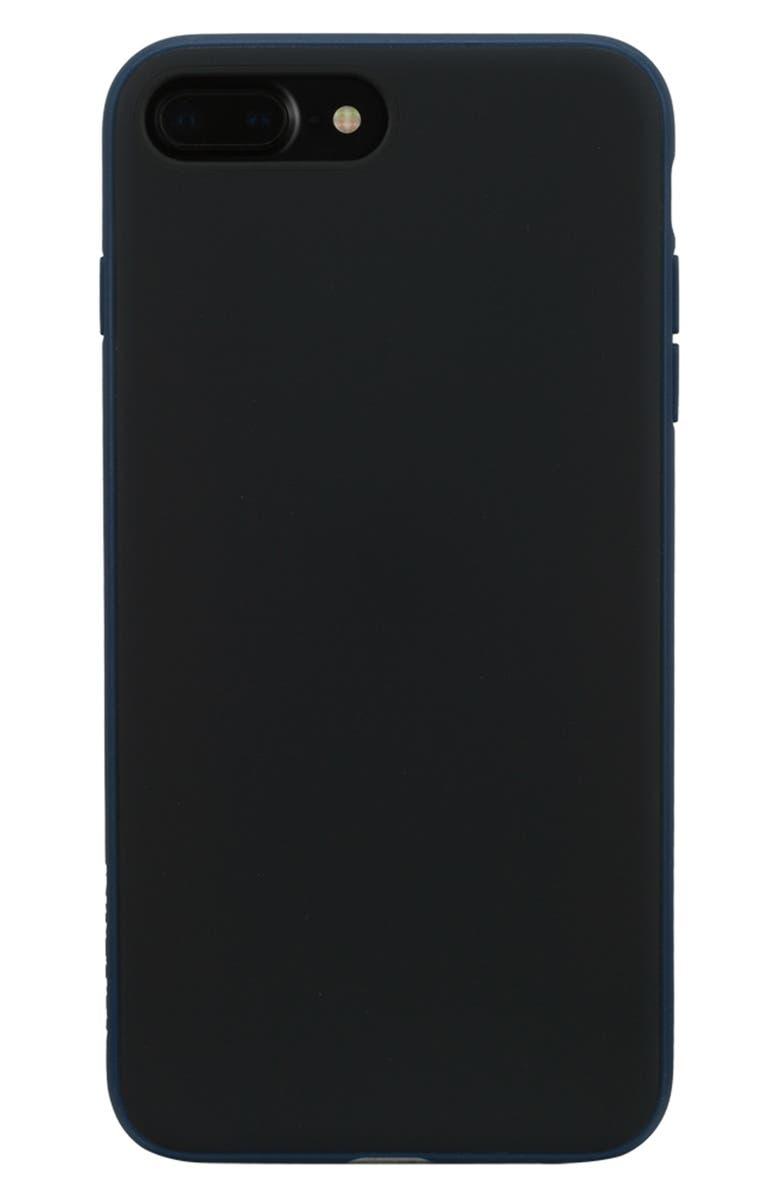 INCASE DESIGNS Pop Tint iPhone 7/8 Plus Case, Main, color, NAVY
