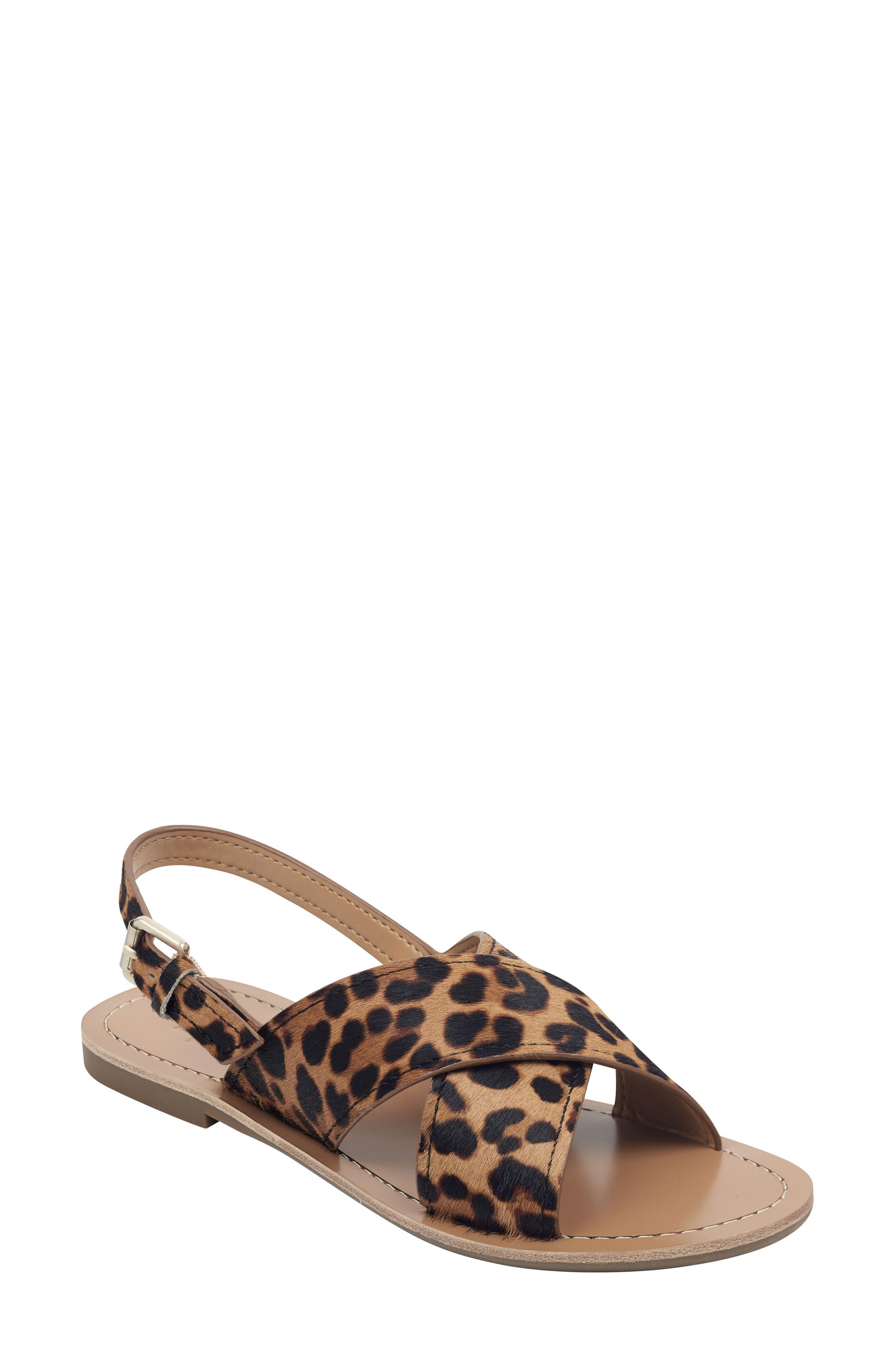 Marc Fisher Ltd Rite Sandal, Brown