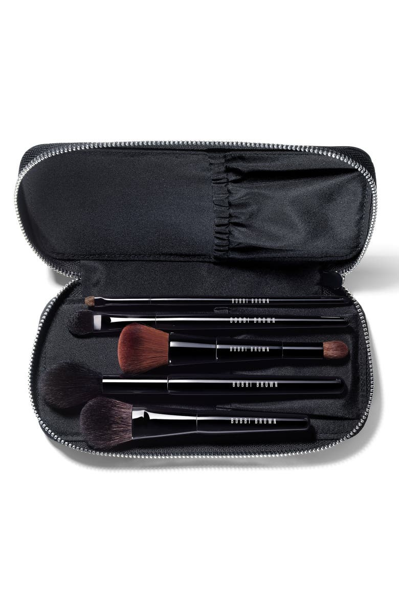 BOBBI BROWN Bobbi on Trend Pro Brushes Collection, Main, color, 000