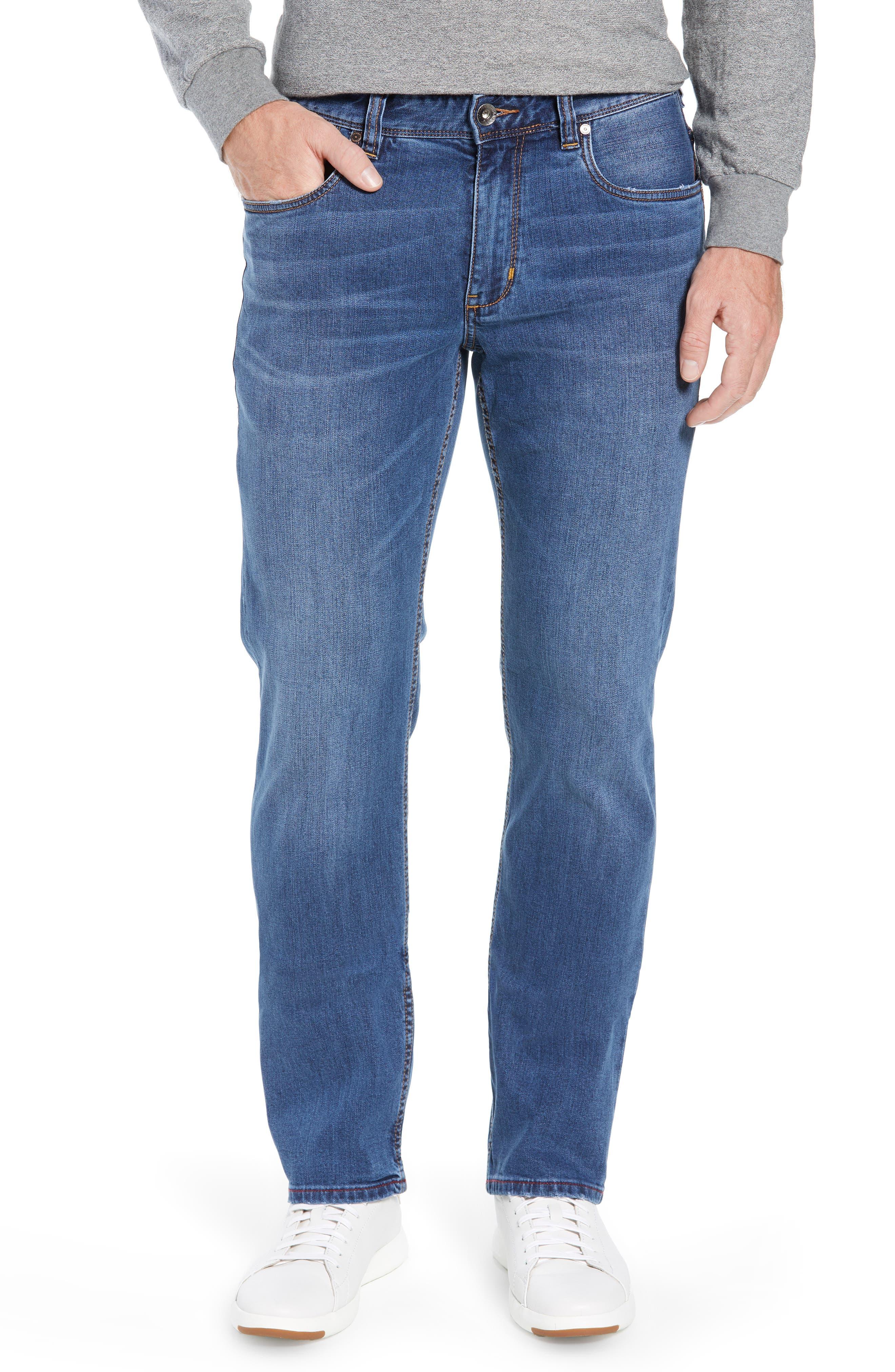 Men's Tommy Bahama Sand Straight Leg Jeans