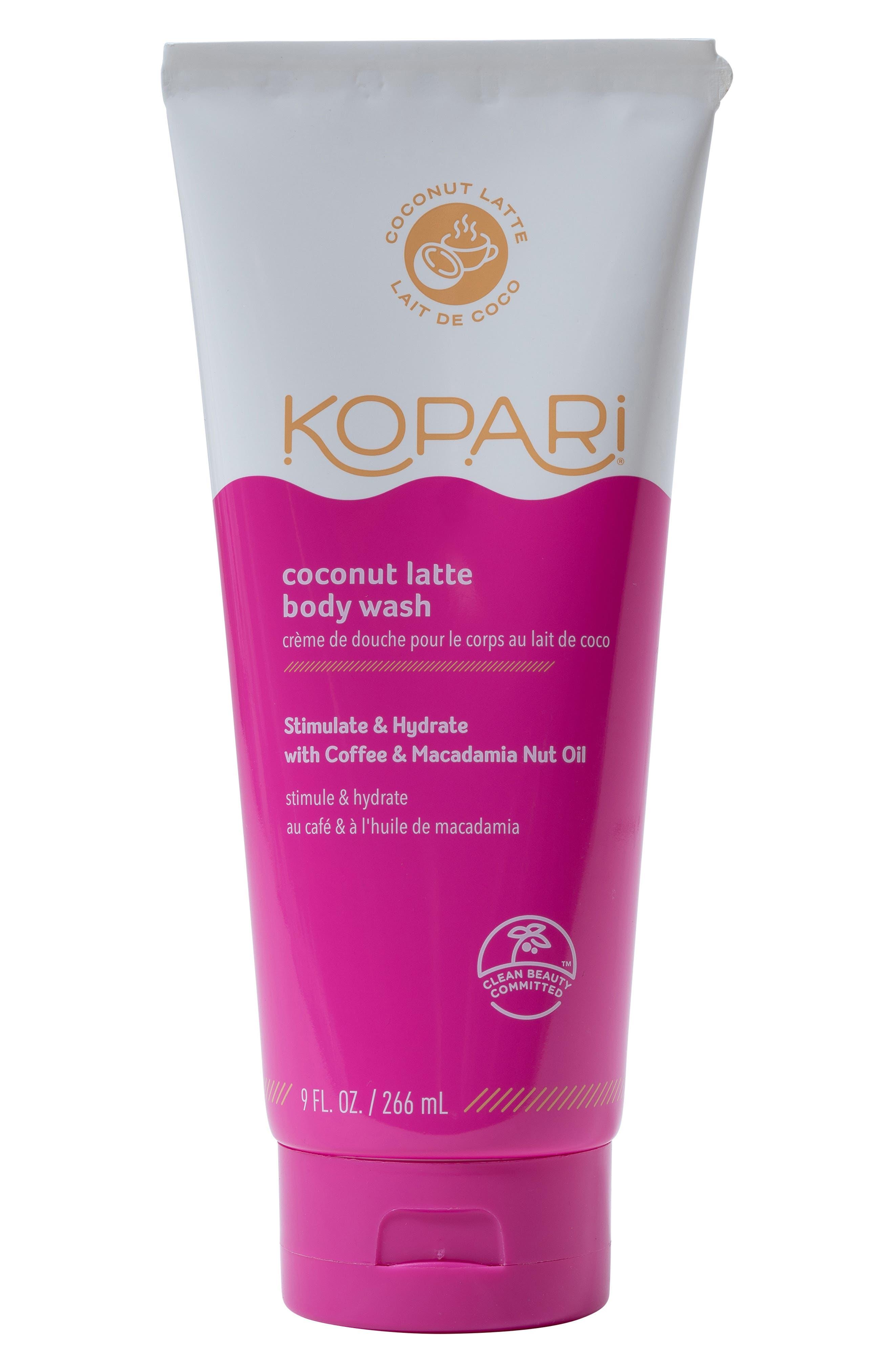 Coconut Latte Body Wash