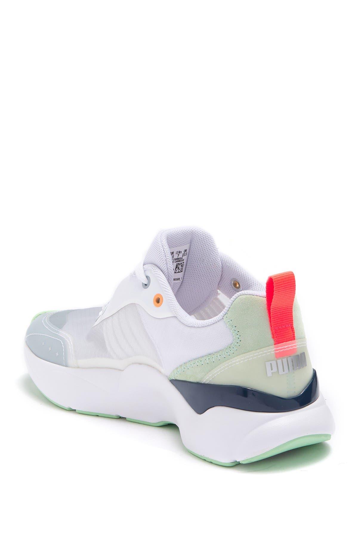 Image of PUMA Lia Sheer Sneaker