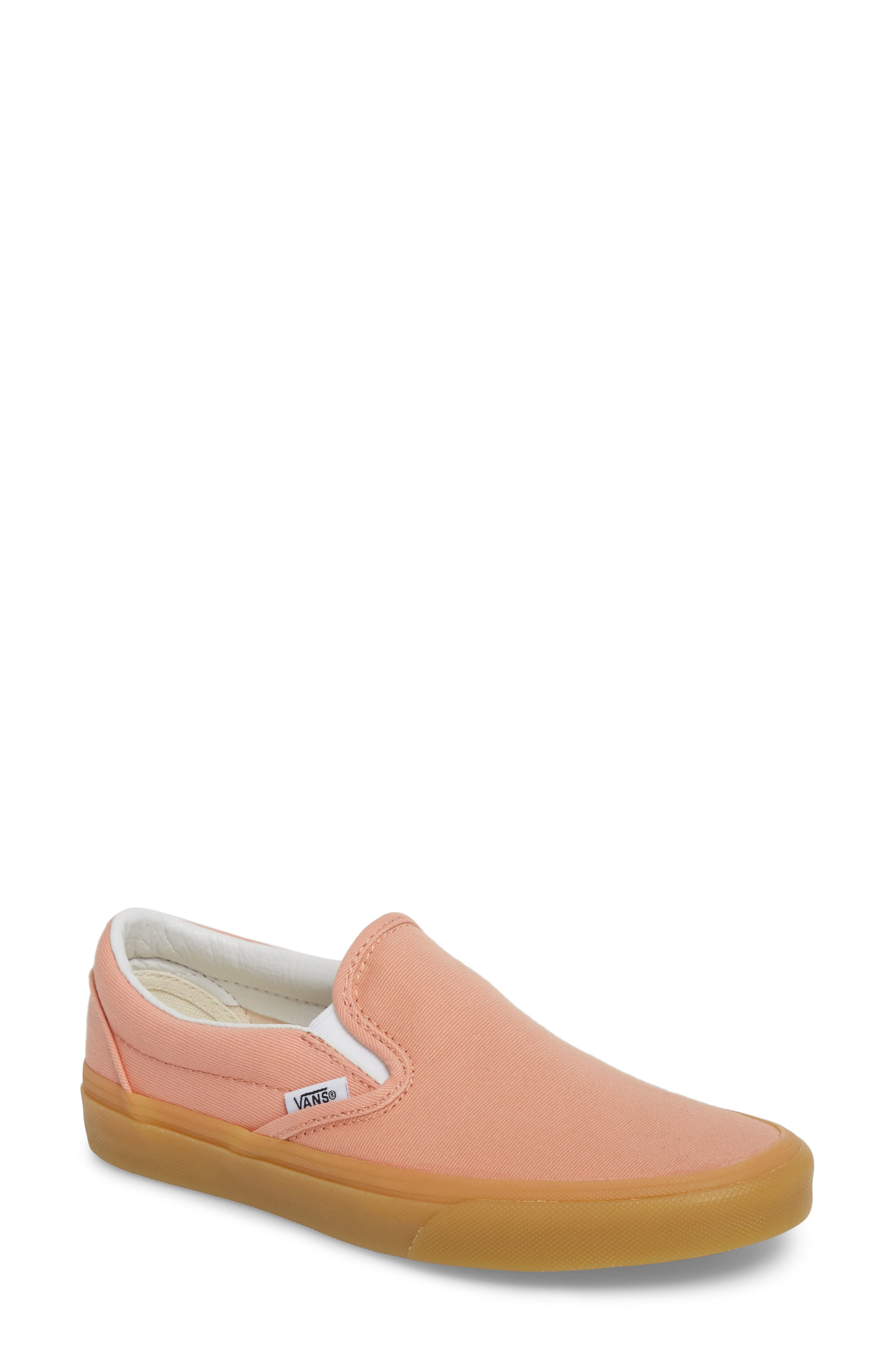,                             Classic Slip-On Sneaker,                             Main thumbnail 201, color,                             663