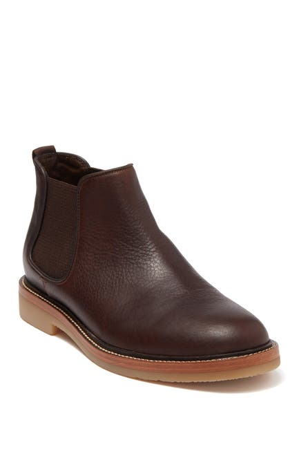 Image of Warfield & Grand Patrol Leather Chelsea Boot
