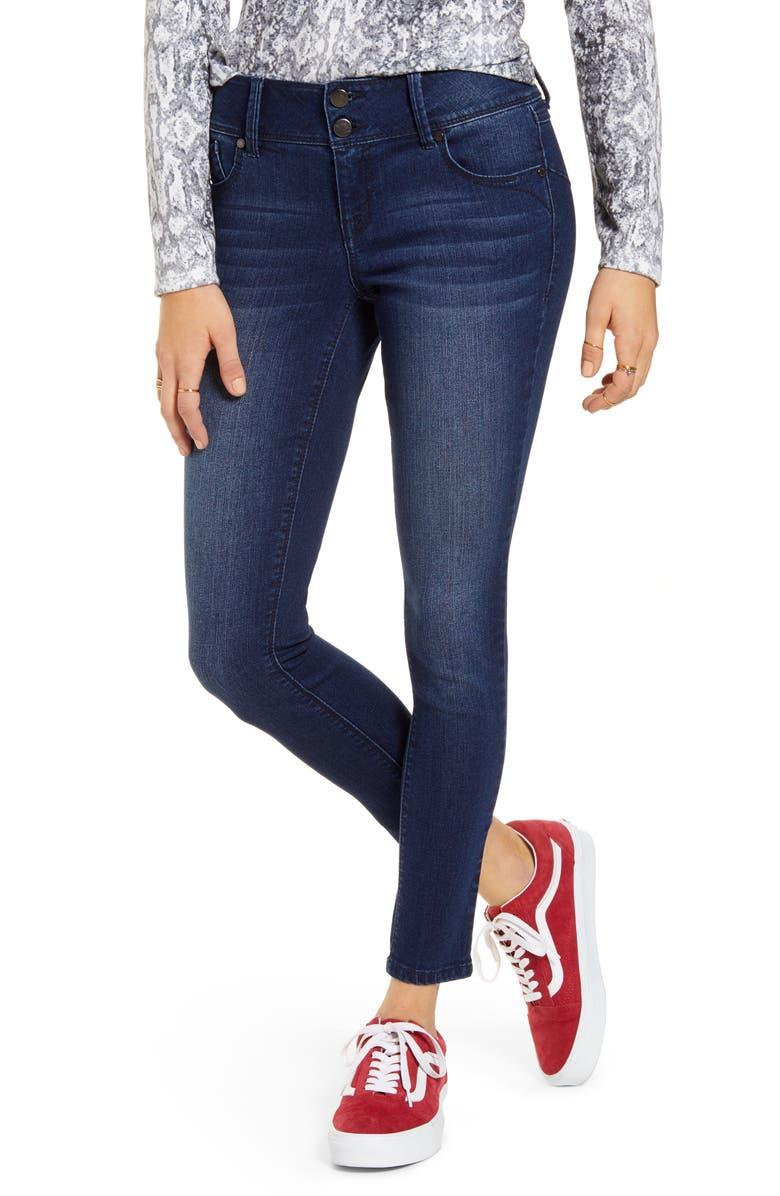 1822 DENIM RE:Denim Ankle Skinny Jeans, Main, color, HENRY