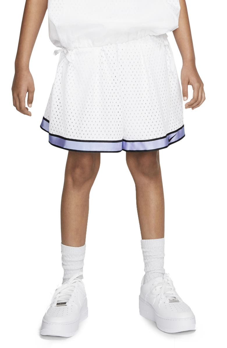 NIKE Sportswear Tech Pack Shorts, Main, color, WHITE/ WHITE