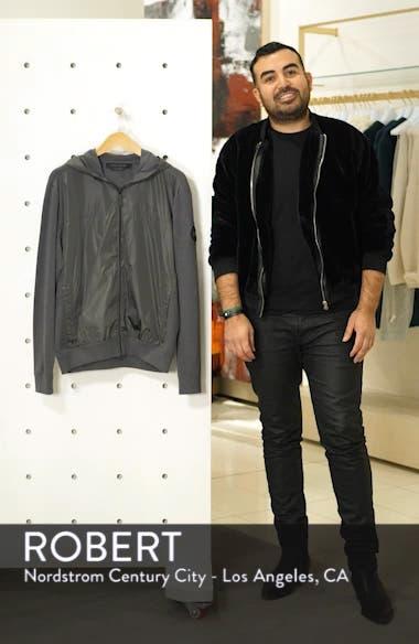 Windbridge Hooded Sweater Jacket, sales video thumbnail