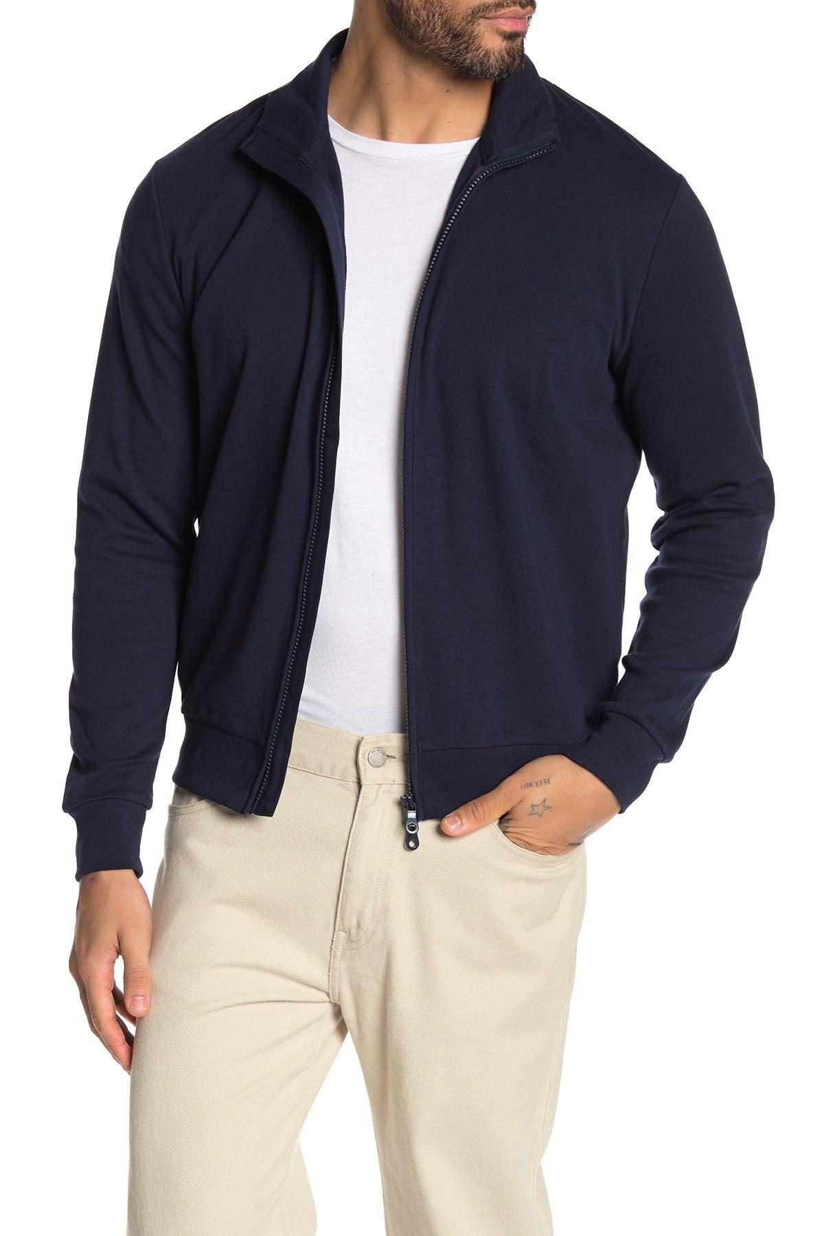 Thomas Dean   Full Zip Sweatshirt   Nordstrom Rack