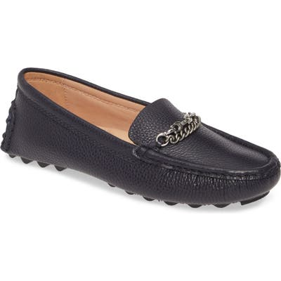 Coach Crosby Driver Loafer, Blue