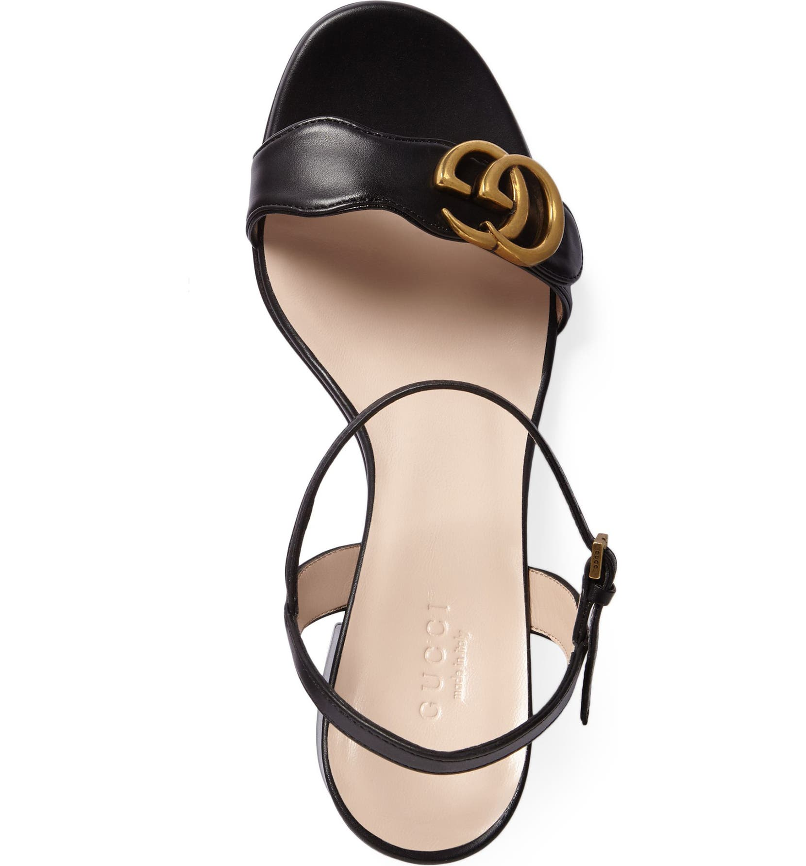 70259a523 Gucci GG Marmont Sandal (Women) | Nordstrom
