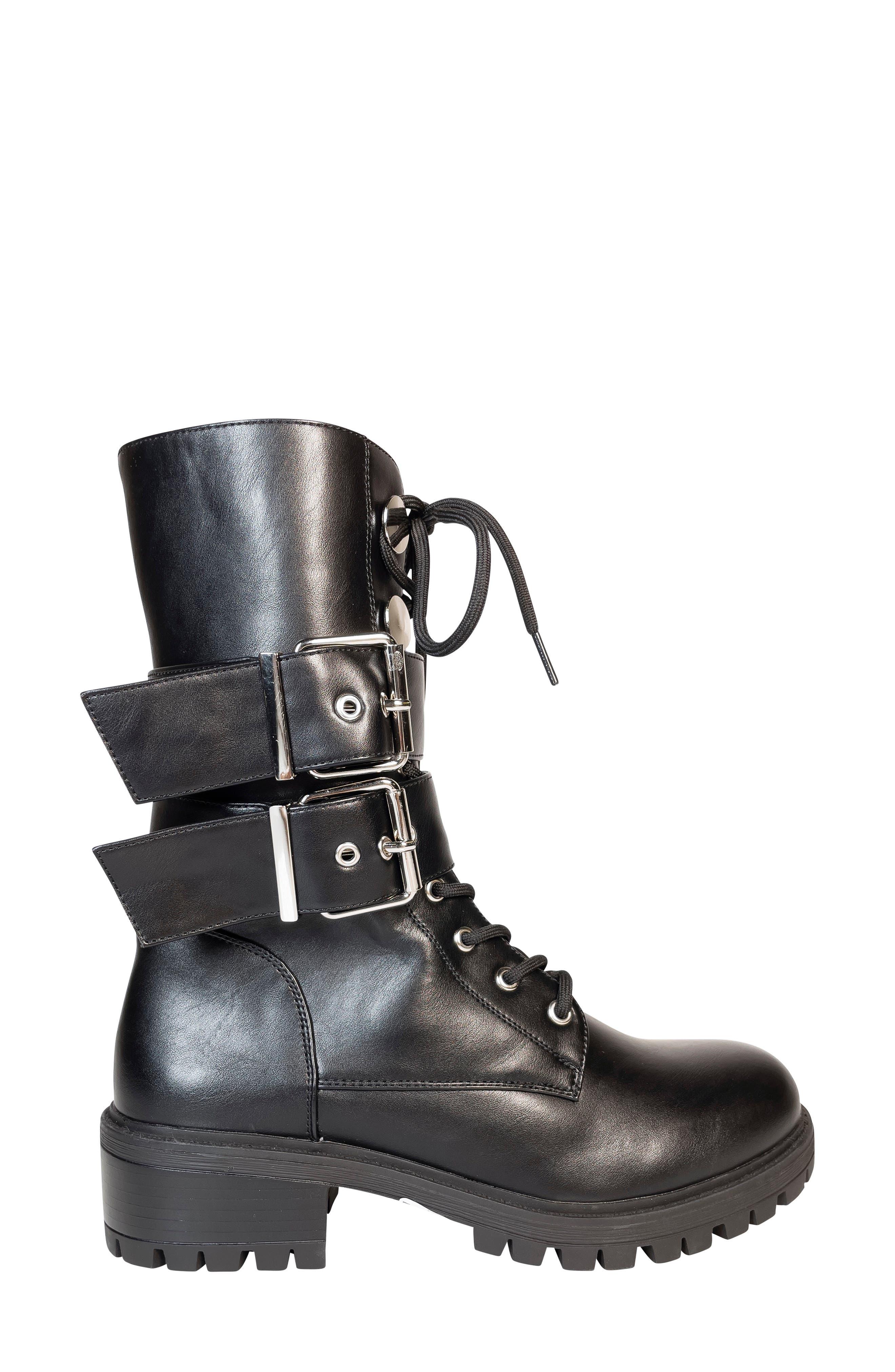 Landon Combat Boot