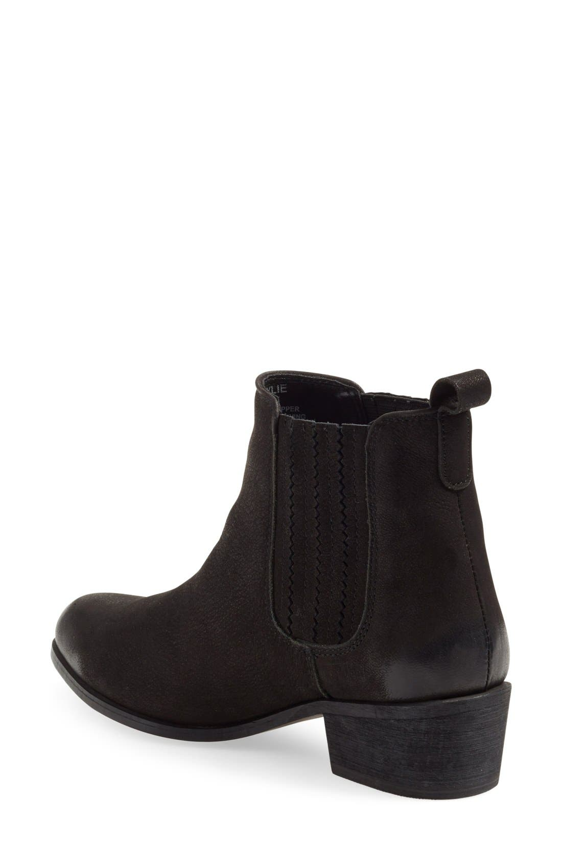 ,                             'Nylie' Chelsea Boot,                             Alternate thumbnail 2, color,                             005