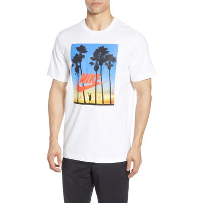 Nike Air 4 Graphic T-Shirt, White
