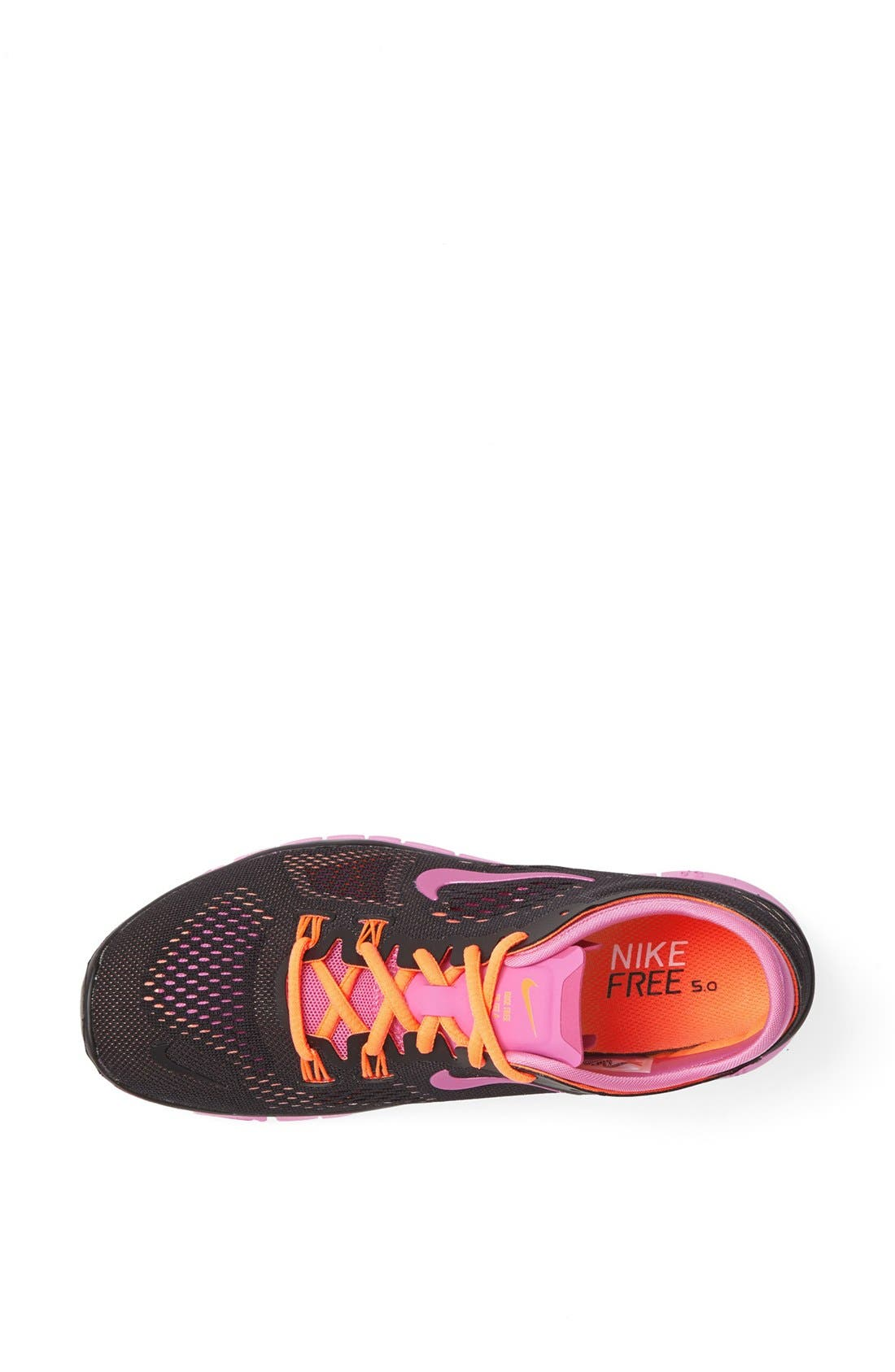 ,                             'Free 5.0 TR Fit 4' Training Shoe,                             Alternate thumbnail 8, color,                             002