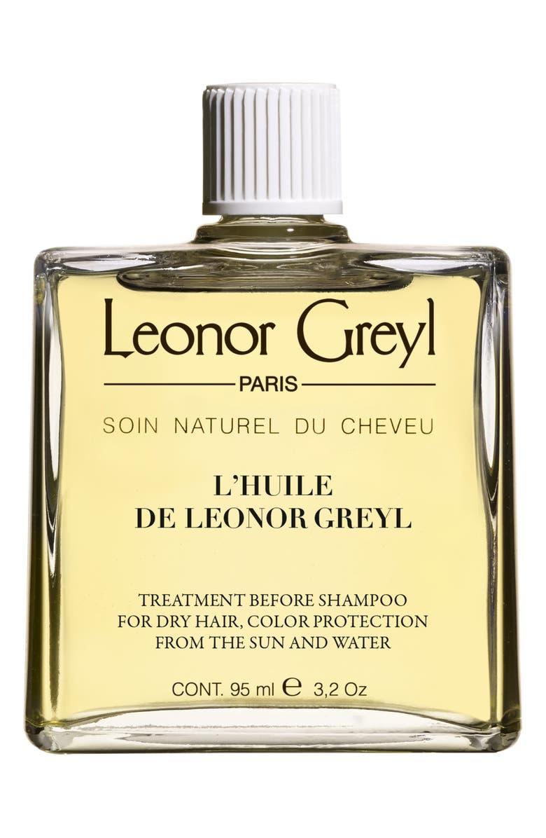 LEONOR GREYL PARIS Huile de Leonor Greyl, Main, color, 000