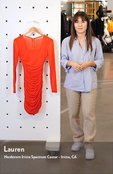 Tasha Long Sleeve Body-Con Dress, sales video thumbnail