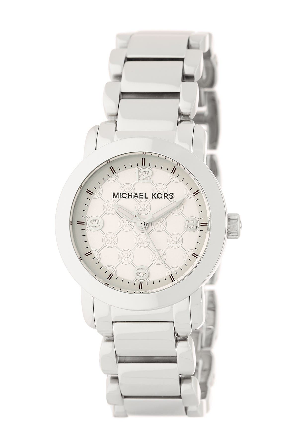 Image of MICHAEL Michael Kors Women's Janey Bracelet Watch, 34mm