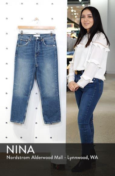 Editor High Waist Jeans, sales video thumbnail
