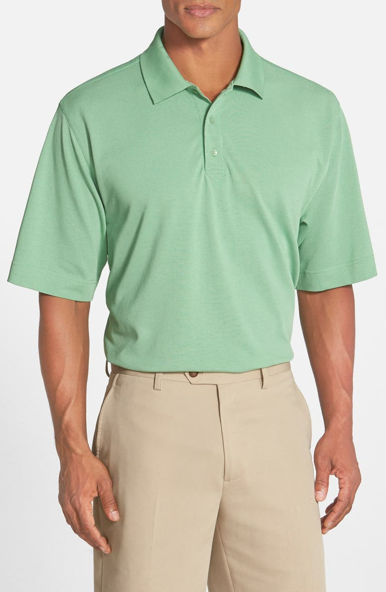 CUTTER & BUCK Championship Classic Fit DryTec Golf Polo, Main, color, 439